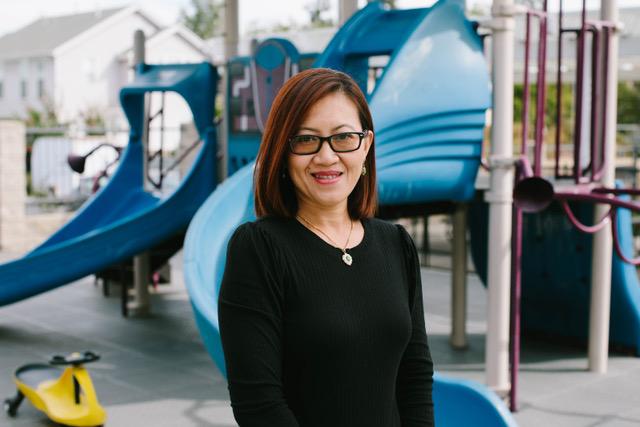 Mrs. Le - Teacher's Assistant